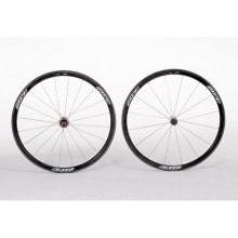 2010 Zipp 202 Tubular Wheelset Powertap Rear