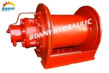 Torno cubierta para Marine & construcción Anchor Winch hidráulico & máquina de perforación