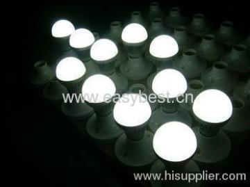 Indoor Lighting Warm White E27 Led Global Light Bulb 4w Dimmable Samsung Chip