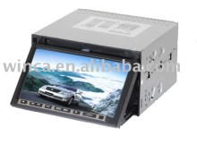 Two Din Car DVD Player