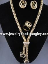 18k jewelry sets