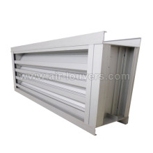 Weatherproof Air Louver