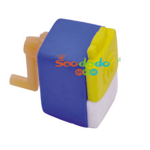 Pencil Sharpener Shaped Eraser