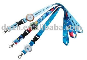 Watch lanyard