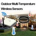 Outdoor Multi-Temperature Wireless Sensors