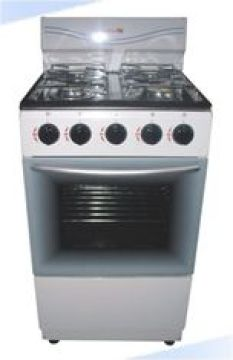 500 * 500 Mm Gas Cooking Ranges Free Standing Gas Ovens Bo-05bmg