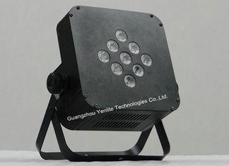 Red / Green / Blue LED Par Stage Lights , Party Outdoor Sta