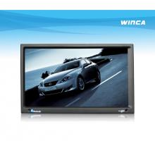 Two Din 7 inch Motorized Car DVD Player With TV/AM/FM/Bluetooth/USB/SD CARD/GPS/Touch screen-CE-3626