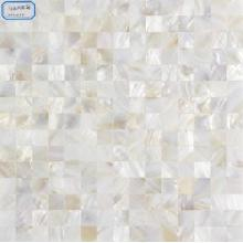 Pearl Shell Mosaic Tile For Bedroom