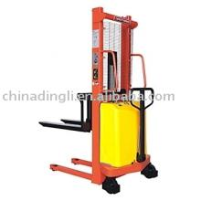 DYC Series Semi - Electric Stacker