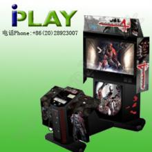 The house of dead ver4 --- Coin operated shooting game machine