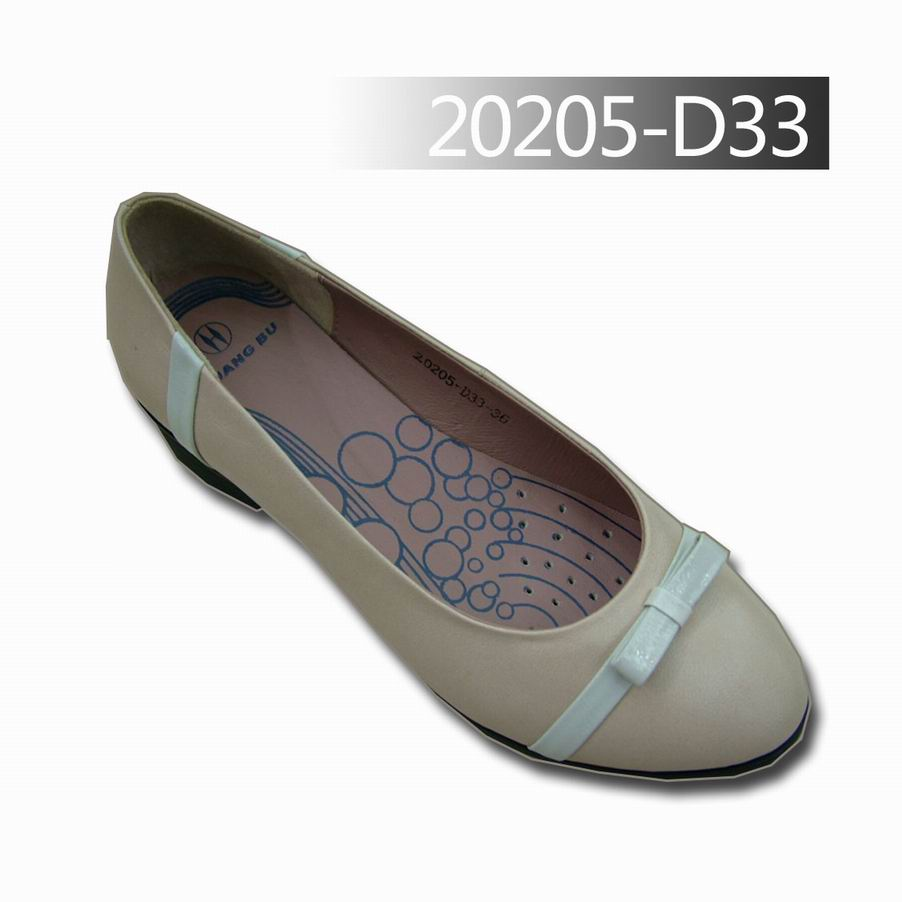 Leather Women Casual Shoes