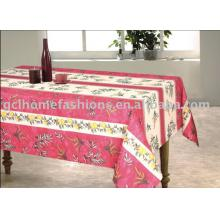 olive tablecloth