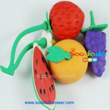 Wholesale Chinese Fruit Shaped Eraser