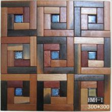 Mosaic Wholesale Wood Floor Wall Tile
