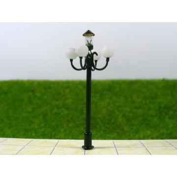 T51 6v 5cm Ho Luminous Street 3d Model Lamppost For Train Layout