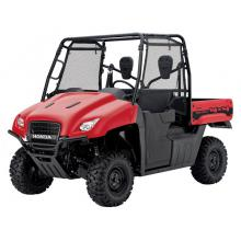 2013 Honda Big Red MUV700