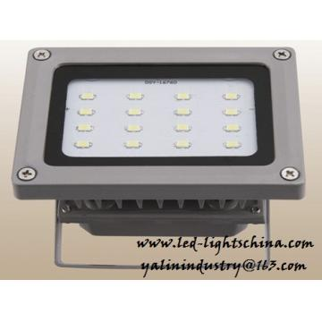 LED flood light, outdoor waterproof lighting, garden lamp