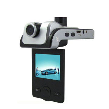 1440 X 1080 30fps 1080p Car Dvr With Gps , G-sensor , 5.0 Megapixel Cmos
