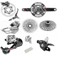 Sram XX Transmission and Brakes WorldCup Groupset