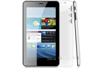 Android 4.1 Dual Core 7 Inch 3g Calling Cell Phone Tablet Pc , Dual Sim