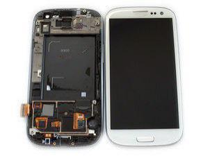 Original Samsung Mobile LCD Screen For Galaxy R i9103 With