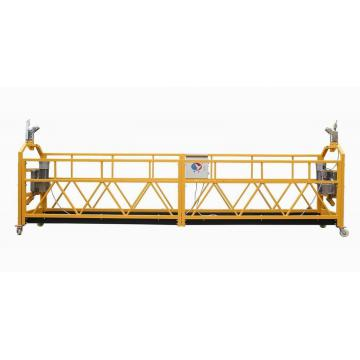 Zlp 500 Steel Suspended Platforms, Suspension Platform, Swing Stage Cnc Processing