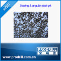 For cutting granite steel grit abrasive cast steel grit