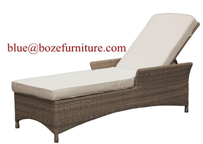 rattan lounge bed patio furniture bz c011. Black Bedroom Furniture Sets. Home Design Ideas