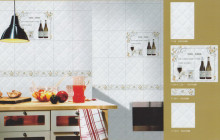 Kitchen and Bathroom Tile-new Pattern