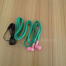 Hoodie Built-In MP3 Headphone Buds Pullover Sweatshirt washable earphones