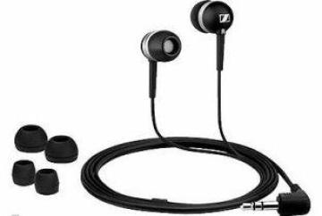 New Sennheiser  II Headphone In-Ear Earbod Black(CX300)