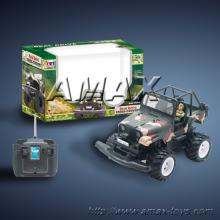 rj-4253 1:16 R/C military cross-country Jeep