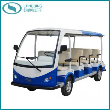 CE Electric Car Shuttle Bus Tourist Coach 11 Seats LQY111B China