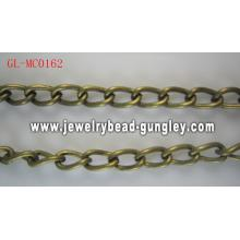 Fashion Chain Jewelry Anti Gold