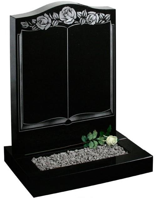 Black Granite Tombstone Design Bossgoo Com