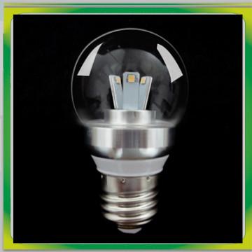led global bulb 4w samsung chip e27 light lamp