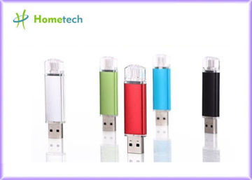Usb Otg Usb Flash Drive Sticks 4gb 8gb 16gb 32gb / Cell Phone Usb Flash Drive