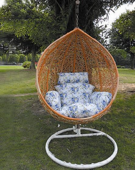 Подвесное кресло своими руками из прутьев 91