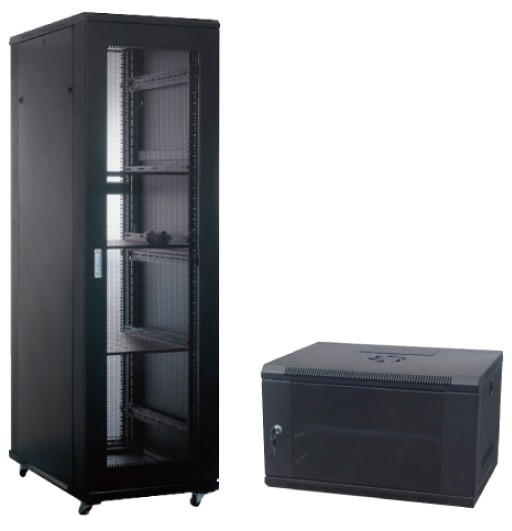 Home Network Cabinet, Small Network Cabinet, Network Rack