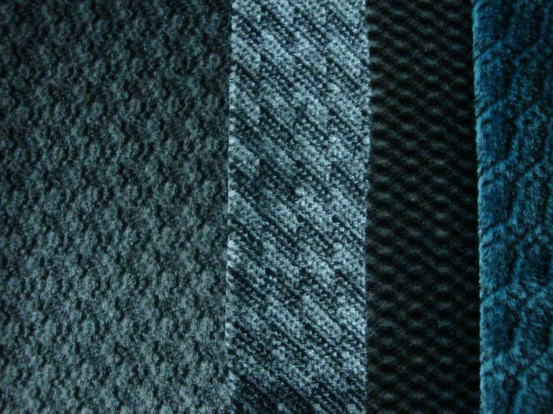 Knitting Jacquard Auto Fabric