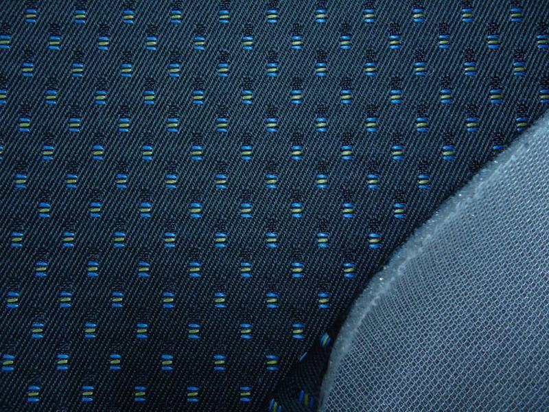 Woven Jacquard Auto Fabric
