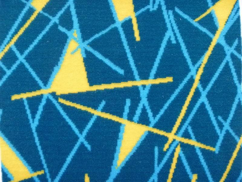Jacquard Auto Fabric For Bus