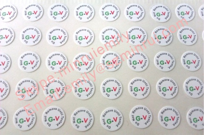 Custom warranty sticker destructiblewarranty void ifdamaged or removed stickerswarranty sticker void if