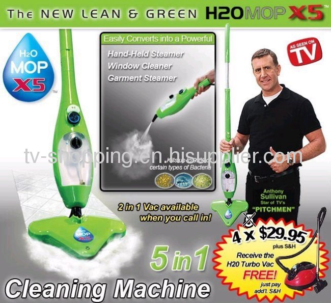 China X5 H2o Steam Mop Vacuum Cleaner Best