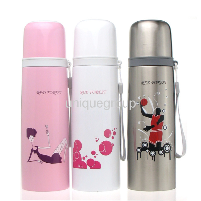 Eagle Air Offee Vacuum Flask Mug Insulated Thermo Box