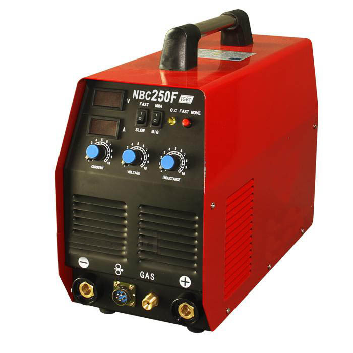 NBC-250F MIG/MAG/ARC welding machine