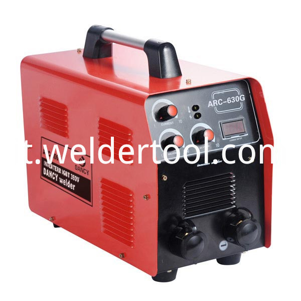 Three phase welding machine for industrial use ARC 600