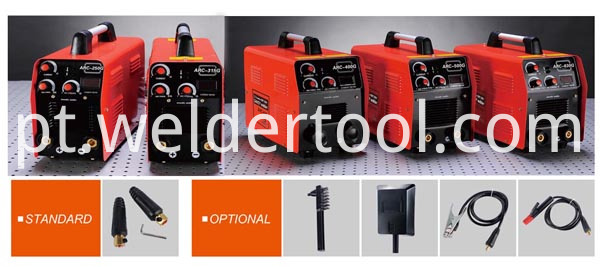 welding machine and welding supplies