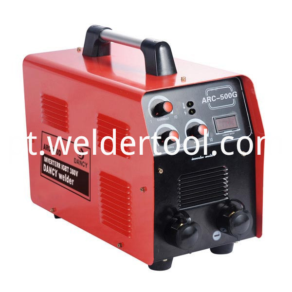 Three phase welding machine for industrial use ARC 500